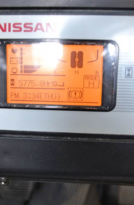 Електрокар Nissan 1600kg