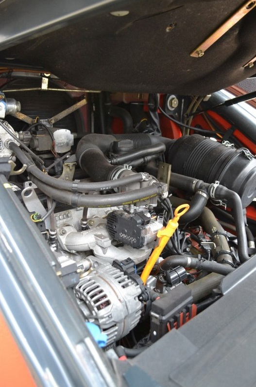 Газов мотокар 3500 kg Linde H35T 393