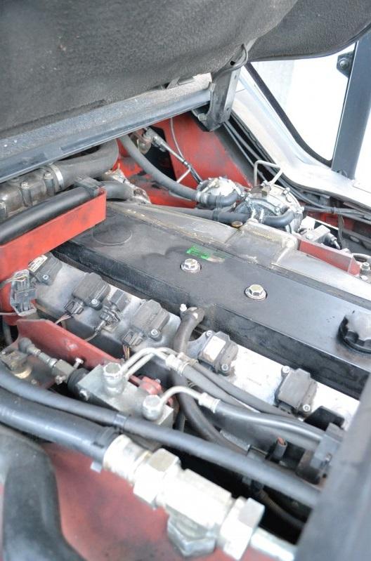 Газов мотокар Linde H60T (353-03) 6000 kg