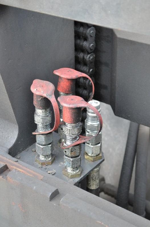 Газов мотокар Linde H60T 396 6000kg