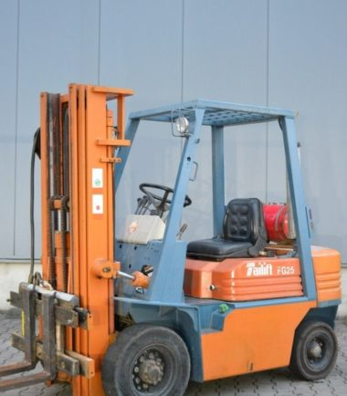 Газов мотокар Tailift FG25P 2500kg