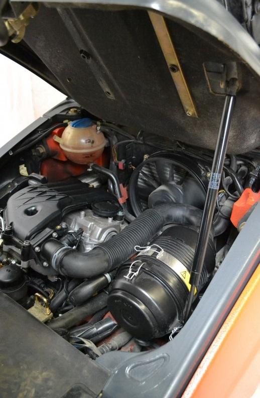 Дизелов мотокар Linde H20D 391 2000 kg