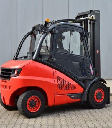 Дизелов мотокар Linde H50D-01 394 5000kg
