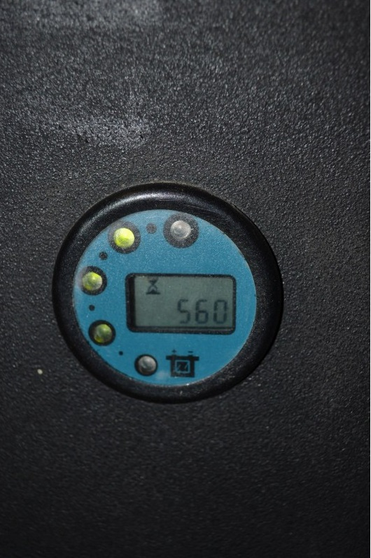 Електрическа количка Komatsu MWP18-1R
