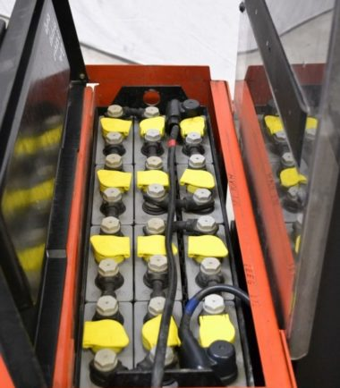 Електрически стакер BT PPS 1200 MXS