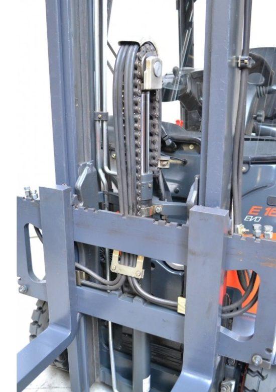 Електрокар 1600kg Linde E16PH-02 EVO 386