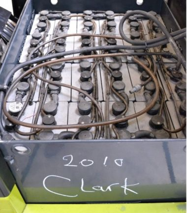 Електрокар Clark 1600kg
