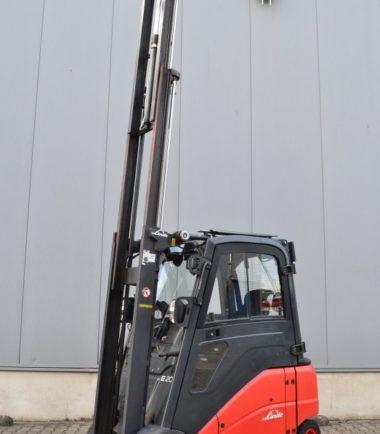 Linde E20PHL-01 386 2000 kg