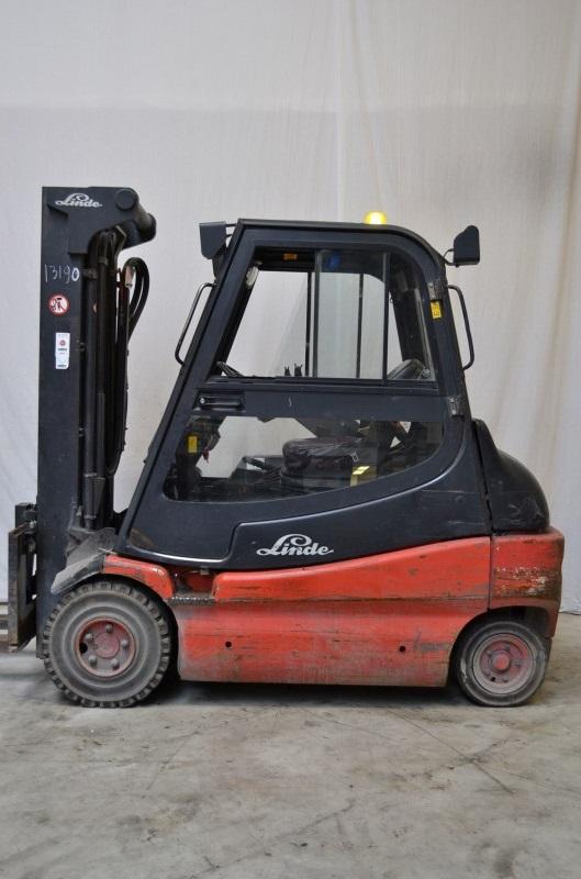 Електрокар Linde E30 336-02 3000kg