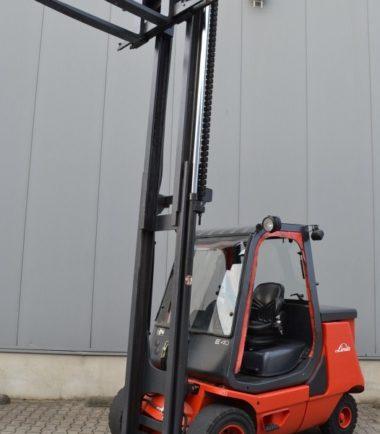 Електрокар Linde E40P 337 4000 kg