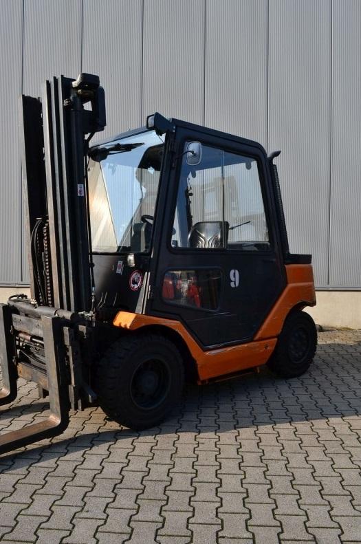 Електрокар Still R70-45D 3000kg