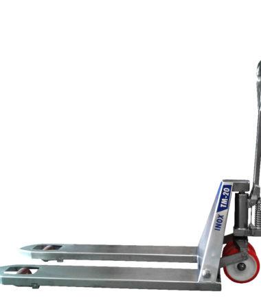 Транспалетна иноксова количка Bada TM 20 S