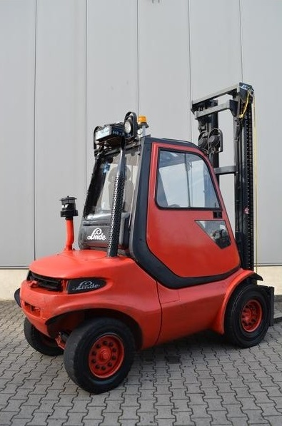 Дизелов мотокар Linde H45D (352) 4500 кг