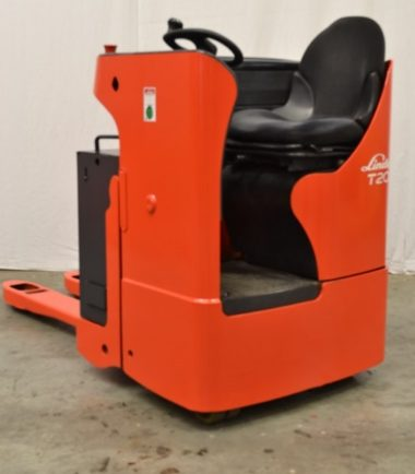 Електрическа количка 2000 кг Linde T20R