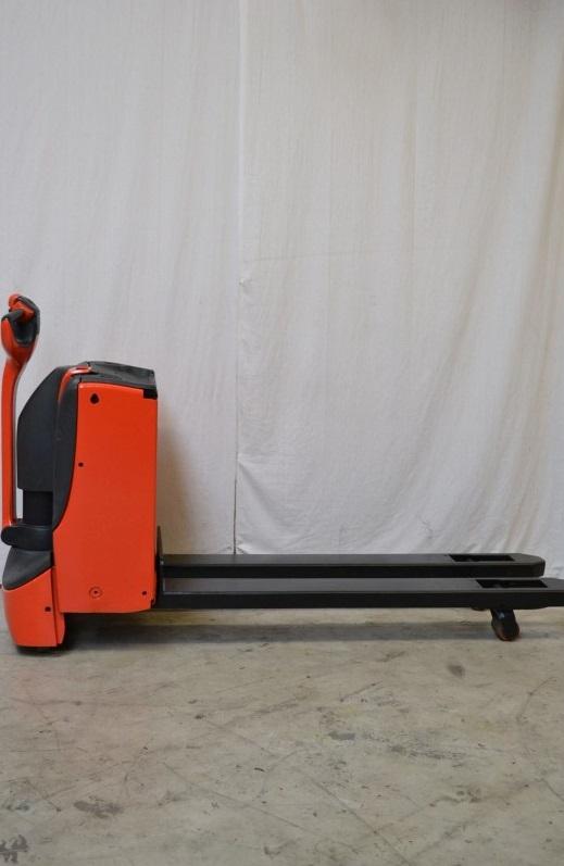 Електрическа количка Linde T20 1152
