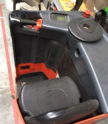 Електрическа количка Linde T20S 144 2000 кг
