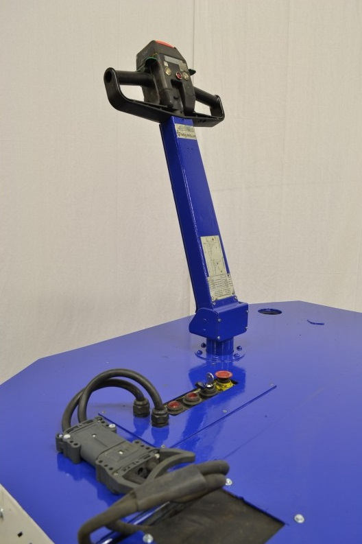 Електрическа количка PTB DP 80 8000 кг