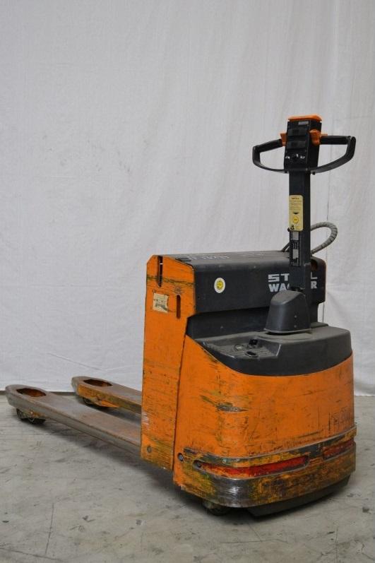 Електрическа количка Still EGU 16