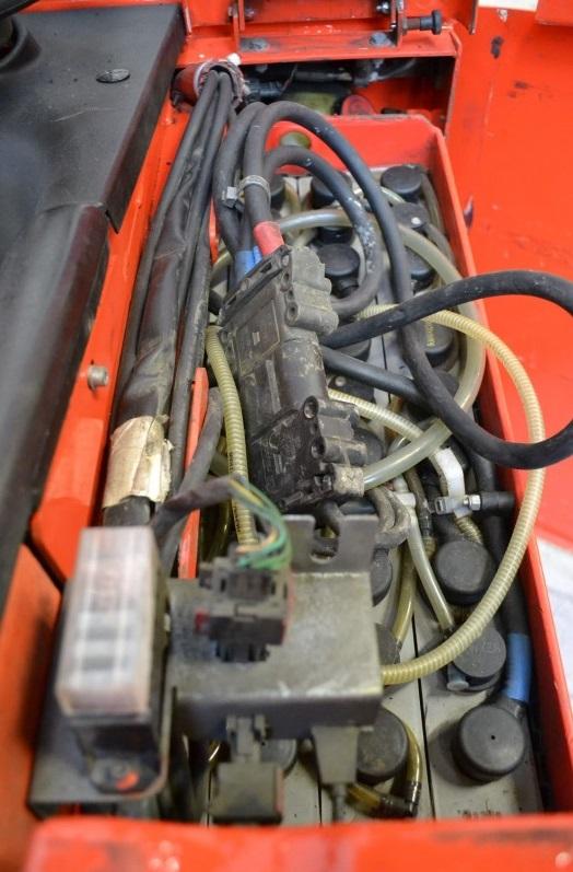 Електрокар Linde E 10 334