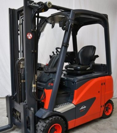 Електрокар Linde E16PH-02 EVO 386 1600 кг