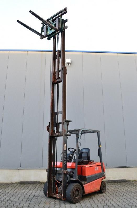 Електрокар Toyota FBMF 25 2500 кг