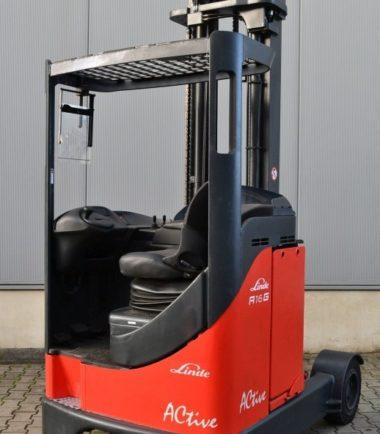 Рийчтрак Linde R16G 115-03 1600kg