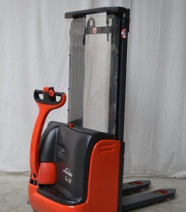 Стакер 1200 кг Linde L12 379
