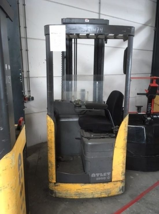 Стакер 1600 кг Atlet X 160 SDTFVHJN 540