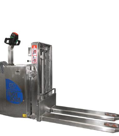 Електрическа количка с мачта BADA 20 DS