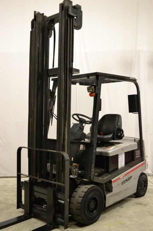 Електрокар Nissan QX25 Q02L25CU