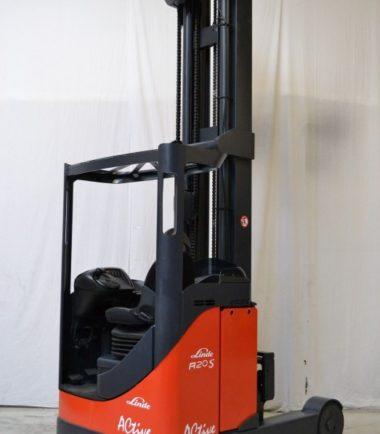 Рийчтрак Linde R20S-12 2000 кг