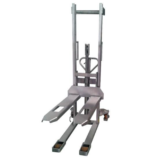 Ръчноводим механичен стакер BADA 10 M
