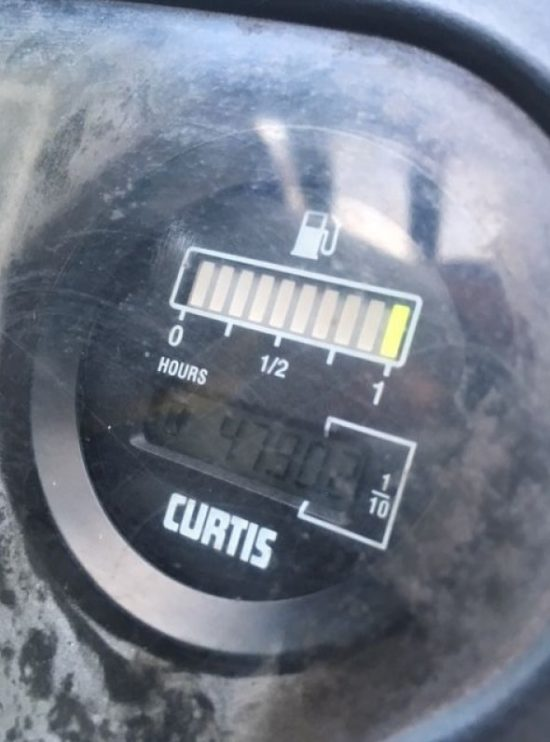 Газов мотокар Artison 3500 kg