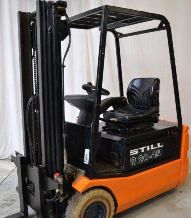 Електрокар 1500 кг Still R20 15