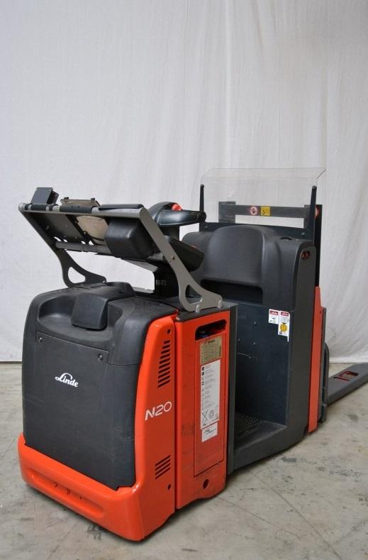 Ордер пикър 2000 кг Linde NL 20