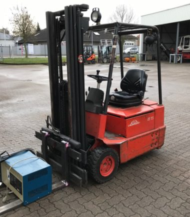 Електрокар 1500 кг Linde E15
