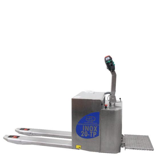 Електрическа количка с платформа BADA 20 TP
