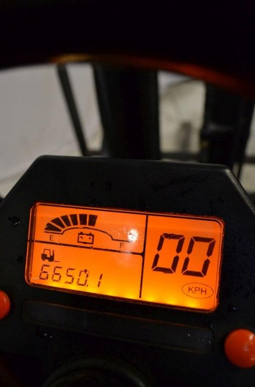Електрокар Caterpillar 1800 kg