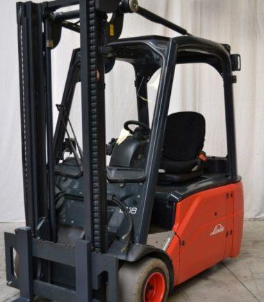 Електрокар Linde E 16 L 1600 kg