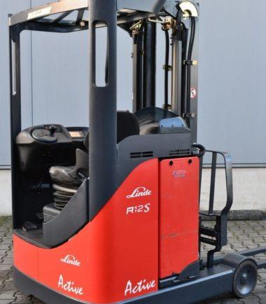 Рийчтрак Linde R12CS 11 1200 kg