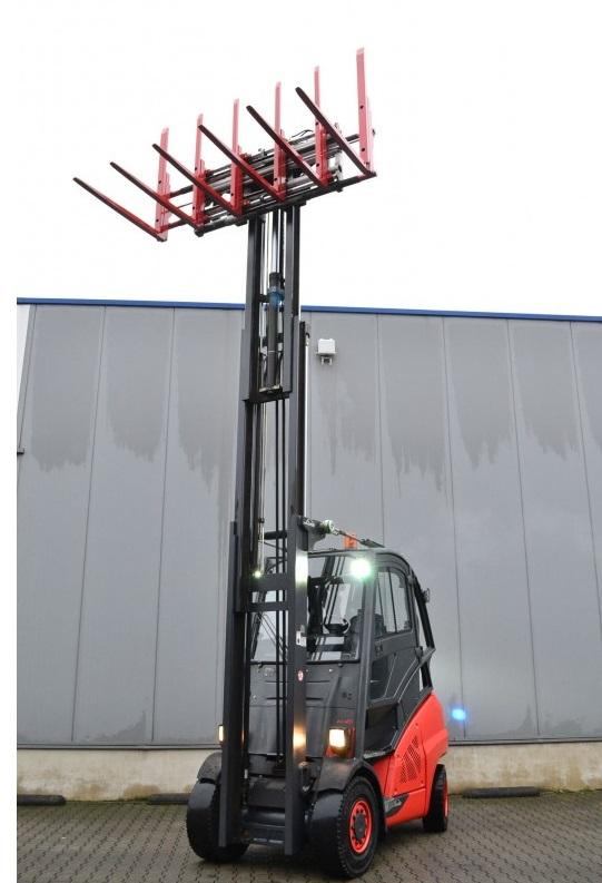 Газов мотокар Linde H45T 01 394 4500 kg
