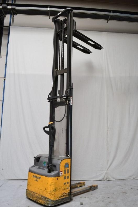 Електрически стакер Atlet PS125TFV359 1250 kg