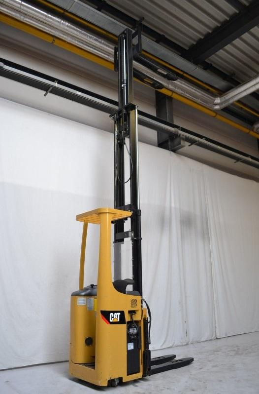 Електрически стакер Caterpillar NSR12KI TREV5400