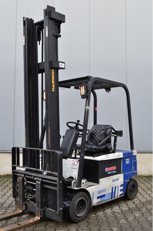 Електрокар Daewoo B20X 2000 kg