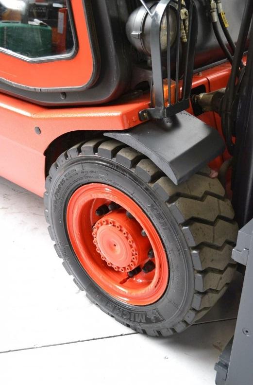 Електрокар Linde 4000kg E40P 337