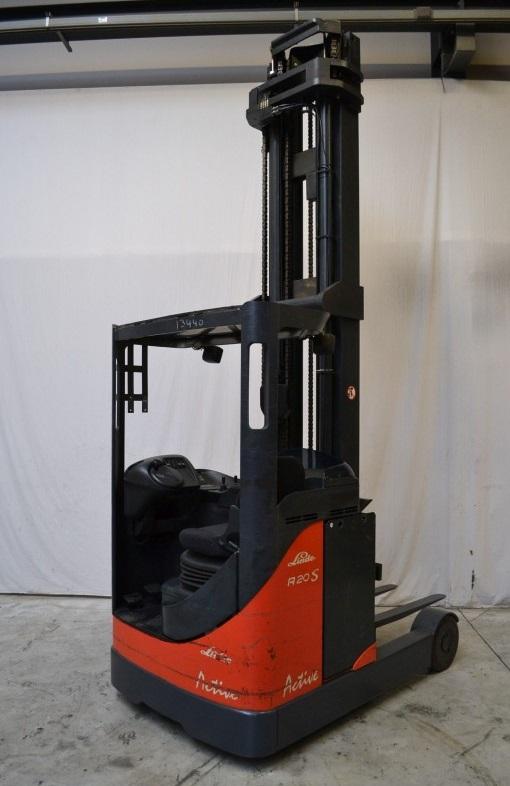Рийчтрак Linde R 20 115 2000 kg