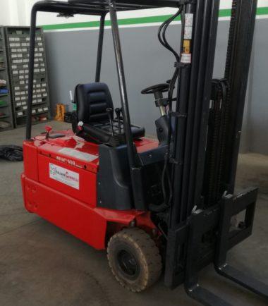 Електрокар Linde E16Z 1600 kg