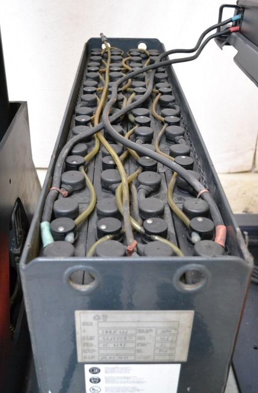 Електрически рийчтрак Linde R20 113