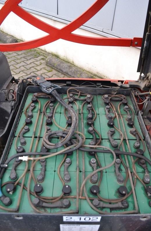 Електрокар Linde E18L 386 1800kg