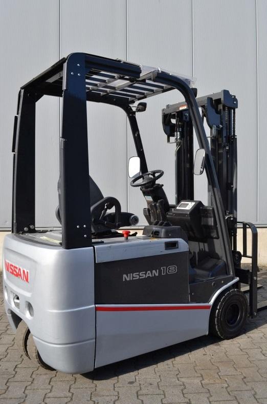 Електрокар Nissan TX18 1800 kg